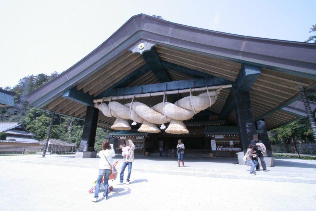 「日本の最強パワースポット~神社」FILE NO.28:出雲大社