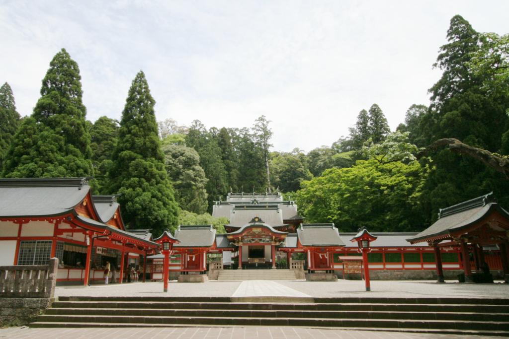 「日本の最強パワースポット~神社」FILE NO.36:霧島神宮