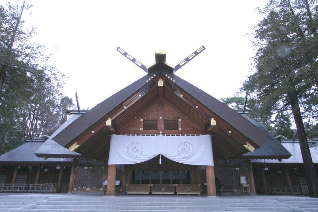 「日本の最強パワースポット~神社」FILE NO.01:北海道神宮