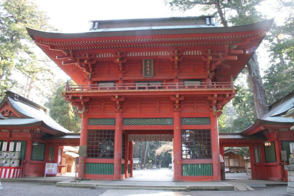 「日本の最強パワースポット~神社」FILE NO.04:鹿島神宮