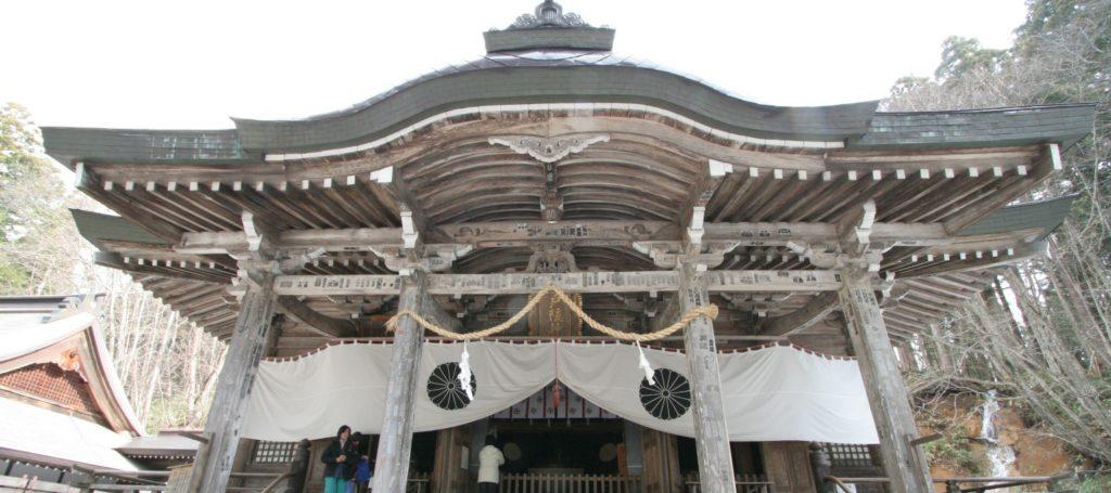 「日本の最強パワースポット~神社」FILE NO.10:戸隠神社