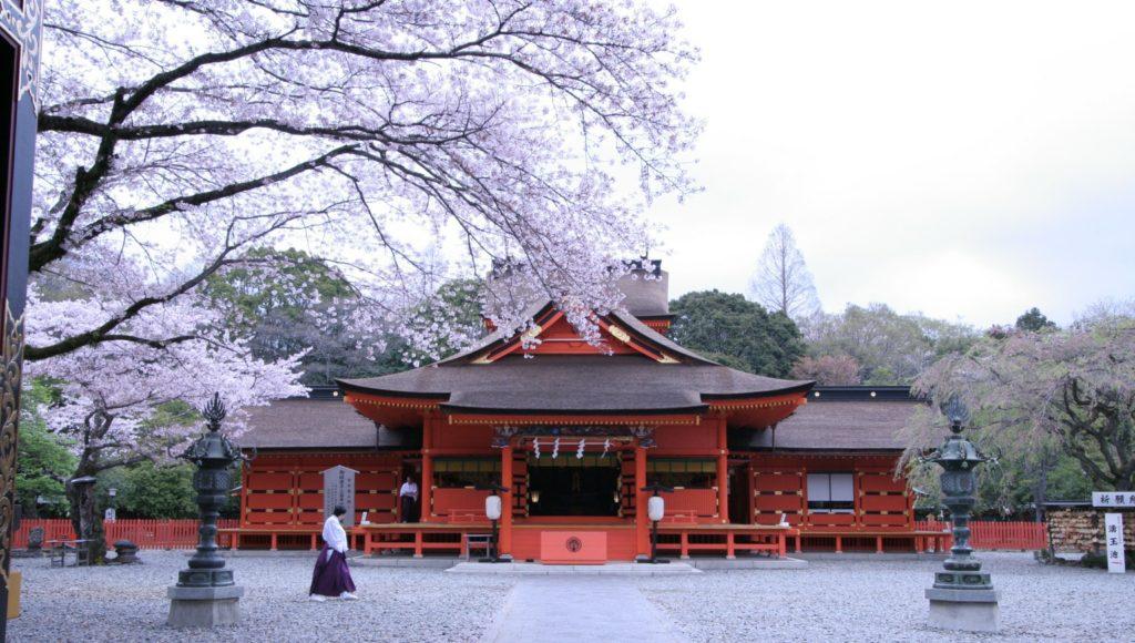 「日本の最強パワースポット~神社」FILE NO.14:富士山本宮浅間大社