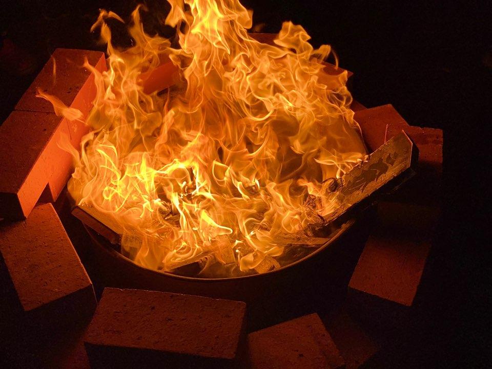 東京都檜原村の天光寺が新型コロナウイルス撃退を願った 5,000本の護摩焚き・無料護摩焚き祈願を4月28日に実施